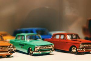 いろいろな車