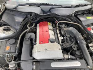 ベンツのエンジン