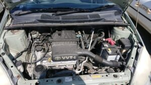 ヴィッツSCP10のエンジン